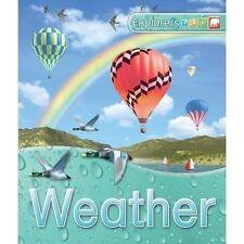Explorers: Weather, Chancellor, Deborah, New Book