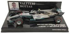 Minichamps Mercedes W08 '1st Win' Russian GP 2017 - Valtteri Bottas 1/43 Scale