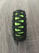 Paracord Survival Bracelet King Cobra 550 Military Tactical Outdoors White