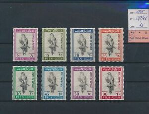 LO66416 Kuwait 1965 birds animals fine lot MNH cv 45 EUR
