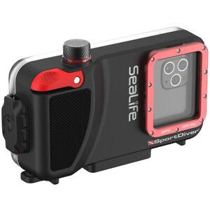 Sealife Sportdiver Gehäuse für iPhone 7 7plus 8 8plus X XR XS XSmax 11 11pro SE