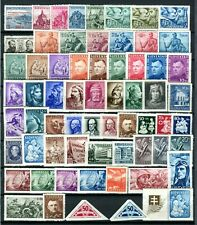 Different MH Slovenia Stamp Collection. x34515a