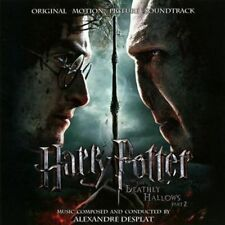 HARRY POTTER AND THE DEATHLY HALLOWS Part 2 (Gold Series) CD NEW Soundtrack