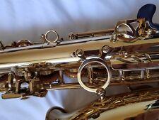 Trevor James Revolution II Intermediate Alto Sax Saxophone with case. 3740G