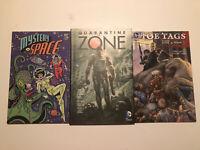 Dc Comics Graphic Novel Lot
