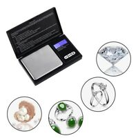 200g/0.01g LCD Digital Pocket Weighing Scale Jewelry Gold Gram Balance Wei  q +