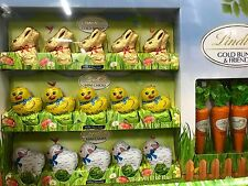 Lindt Easter Chocolate Novelty Pack 7.2 Ounce