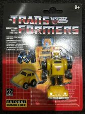 TRANSFORMERS G1 Legion Minibot Reissue Bumblebee MOSC !!SOLD OUT IN AUSTRALIA!!