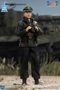 DID 1/12 PALM HERO WWII German - Panzer Ace Michael Wittmann_ Box Set _DD120Z