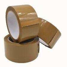 Klebeband 66m Packband Paketband Paket Abroller Pack Band 36 72 108 144 x Braun