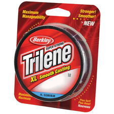 Berkley Trilene XL Smooth Casting 20 lb Test Fishing Line - 270 yds - Clear/Blue