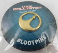 Loot Crate Pin Loot Pins U.S.S. Callister Black Mirror New