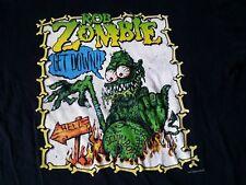 Vintage White Zombie get down T-Shirt Asrro Classic Rob Zombie  Shirt