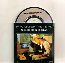 MAARTEN PETERS - white horses in the snow 3-INCH CDS
