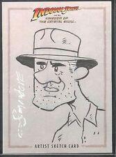 Indiana Jones Königreich Kristallschädel Sketch v22