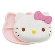 Sanrio Hello Kitty Shape Bento Tray w/ Lid #1349 S-3376