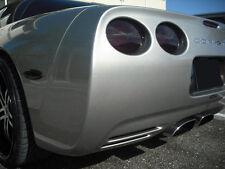Corvette C5 smoked tinted tail light covers vinyl 97 04