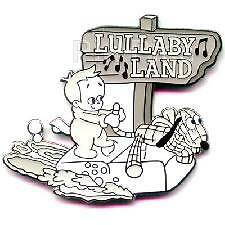 Disney Magical Musical Moments Lullaby Land  Pin