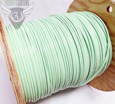 Lava Cable Custom SURF GREEN! MINI ELC Pedal Board Cable Sold By-The-Foot