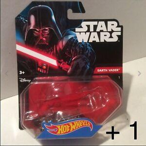 Hot Wheels error Star Wars Darth Vader The Inquistor cars factory errors packing