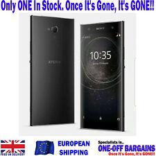 "SONY XPERIA XA2 32GB 5.2"" 23MP Cámara Hd Nfc Desbloqueado Teléfono Inteligente-Negro Nuevo (Reino Unido)"
