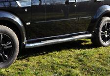 Dodge Nitro Flankenschutz inkl. TÜV Gutachten Trittbretter Schwellerrohre V2A