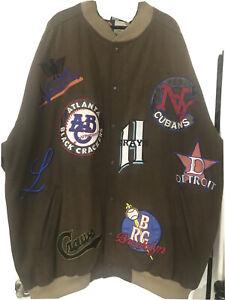 Negro League Baseball Museum Headgear Vintage Pre-Owned 5XL Men's Brown Wool