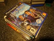 HARRY POTTER AND THE PRISONER OF AZKABAN SONY PS2 manual included FREE P&P
