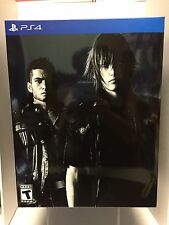 Final Fantasy XV 15 Ultimate Collector's Edition + bonus Postcards PS4 Sealed
