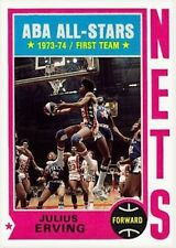 JULIUS ERVING ABA ALL STARS ACEO ART CARD ## BUY 5 GET 1 FREE ## COMBINED SHIPIN