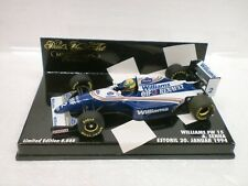 MINICHAMPS 1/43 - F1 WILLIAMS FW15 1994 - A. SENNA