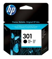 HP 301 (Yield 190 Pages) Black Ink Cartridge for Deskjet 1000/Deskjet