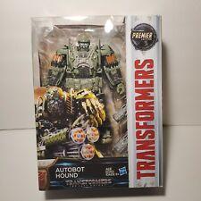 Hasbro Transformers The Last Knight Premier Edition AUTOBOT HOUND Robot NIB