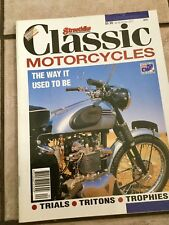 Streetbike Classic Motorcycles Magazine
