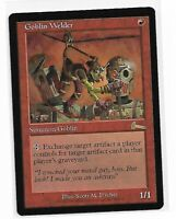 Magic The Gathering ~ 1x Goblin Welder ~ Urza's Legacy ~ M/NM