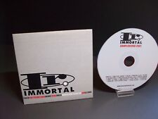 Immortal Sampler 2000-2001 KORN Incubus The Urge US Crush Thirty Seconds To Mars