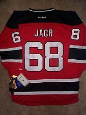 ($100) STITCHED/SEWN Devils JAROMIR JAGR nhl THROWBACK Jersey YOUTH (s-small)