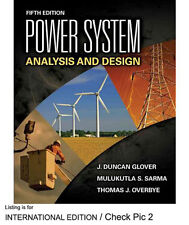 FAST SHIP - GLOVER MULUKUTLA 5e Power System Analysis and Design             R26