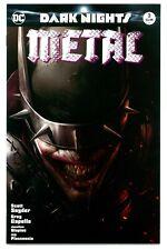 1)DARK NIGHTS METAL #3(12/17)BATMAN WHO LAUGHS(MATTINA VAR)LTD.3000(CGC IT)9.6!!