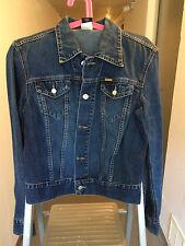 Diesel Damen-Jeansjacke dunkelblau Gr.M wie neu
