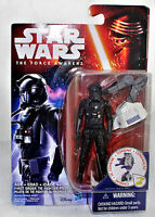 Star Wars The Force Awakens 3.75-Inch Fig Space Mission First Order Tie Fighter