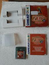 Nintendo Game Boy Color Spiel: The Legend Of Zelda: Oracle Of Seasons