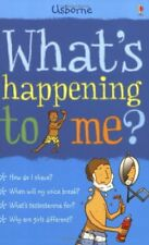 What's Happening to Me?: Boy,Alex Frith,Nancy Leschnikoff