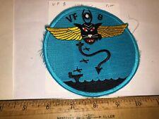 VF 8 USN USN Patch  4.75 in