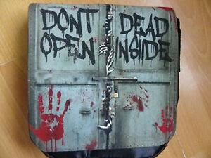 Dont Open Dead Inside , Mini Messenger bag