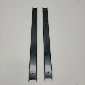 """Lot of 2 Front to back Rail Kit -for HON 30"""", 36"""",42"""" wide  lateral File Cabinet"""