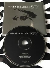 Michael Jackson - Cry Rare CD Single