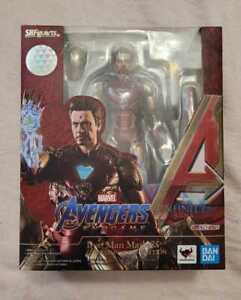 Avengers: Endgame S.H.Figuarts Iron Man Mark LXXXV (I Am Iron Man Edition) Excl