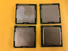 Lot of Intel Core i3-3240 i3-2120 i3-2100 Dual Core LGA1155 CPU Processor