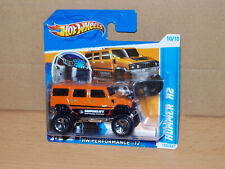 Hummer H2 Superlift HW Performance 2012 Hot Wheels Modell Auto Muscle Car Rod